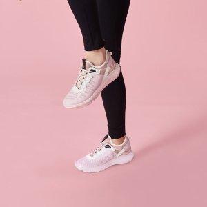 最高满$300减$60+免邮ECCO官网 新品大回馈 满减好价入舒适乐步鞋