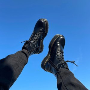 Dr. Martens超经典款式,休闲百搭8孔1460马丁靴