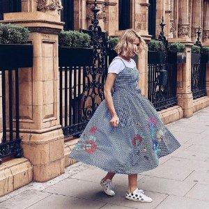 低至3折+额外8折 £32收复古衬衣裙折扣升级:French Connection 官网夏季大促 优雅小仙女必备