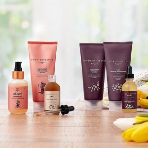 50% OffGrow Gorgeous Selected Hair Care Sale