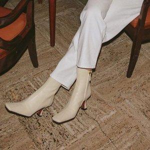新人8.5折+免邮Shopbop 时尚短靴上新,秋冬搭配必备