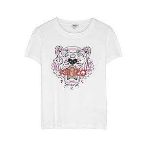 Kenzo美国定价$135虎头T恤