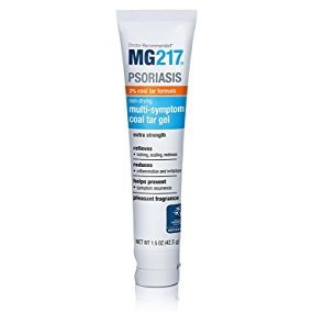 $6.53MG217 Psoriasis Multi-Symptom 2% Coal Tar Gel, 1.5 Ounce - Non-Drying