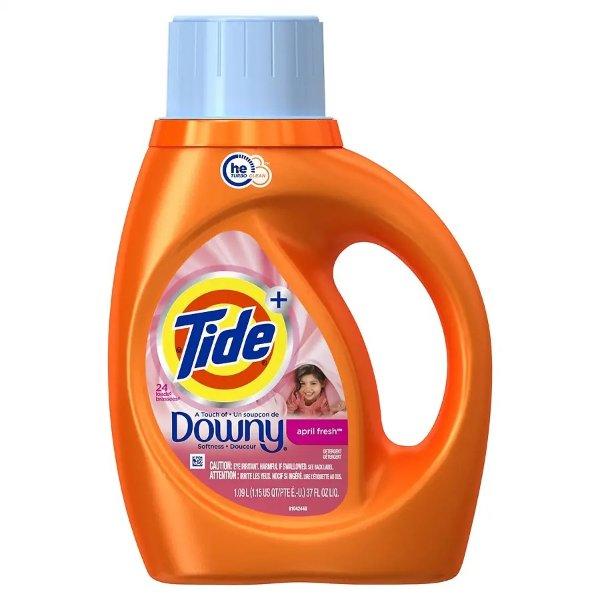 轻柔洗衣液