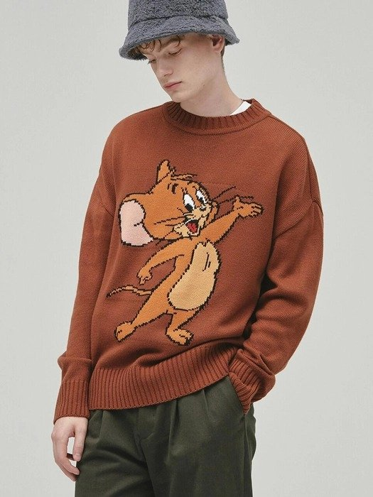 Jerry毛衣