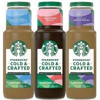 3种口味混合装冷萃即饮咖啡 11oz 12瓶