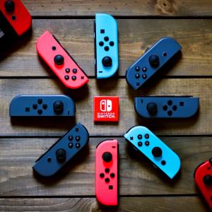 聚会必备神器,现价£289.99(原价£307.09)Nintendo 任天堂 Switch 主机+Just Dance2019 热卖