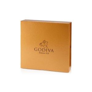 Godiva金装礼盒10块