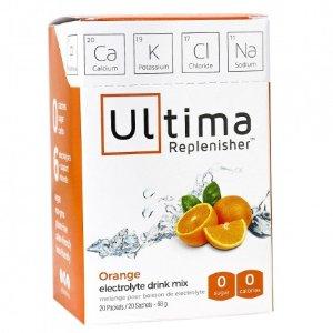 0糖 0碳水 0卡路里电解质饮料 橙子味 20杯量