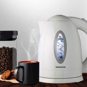 Ovente 1.7L BPA-Free Electric Kettle