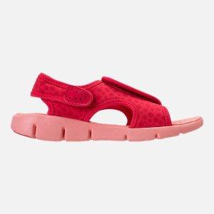 $10Girls & Little Girls NIKE SUNRAY Adjust4 Sandals