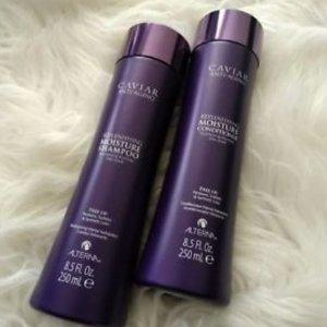 $26.47(原价$37.25)Alterna Caviar 鱼子酱保湿护发素250ml 头发也要抗老保湿