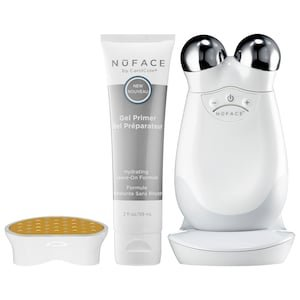 Trinity Facial Toning Device + Wrinkle Reducer Attachment Bundle - NuFACE | Sephora