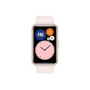 Huawei立减€20+€39.99换购蓝牙耳机WATCH FIT 智能手表