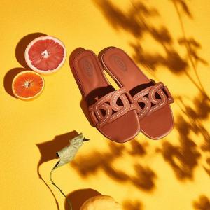 低至5折 £204就收乐福鞋Tod's 精选美鞋超好价 必备豆豆鞋、乐福鞋 舒适和美貌并存
