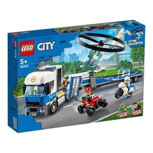 Lego城市警察