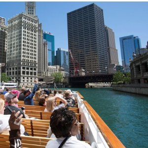 Chicago Architecture Boat Tour Tickets