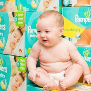 任意4款仅售£20Pampers 超多型号纸尿裤特卖 1-6号全