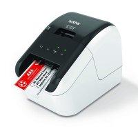 QL-800 专业 高速 黑红两色 热敏标签打印机