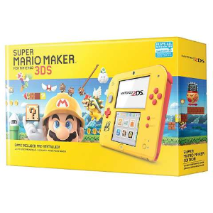 $79 Nintendo 2DS Mario Maker bundle