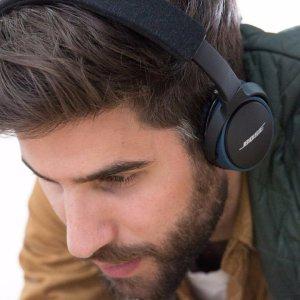 $149.95Factory-Renewed Bose SoundLink around-ear wireless headphones II Black