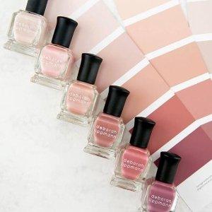 Deborah Lippmann Nail Polish Set, Pretty in Pink, 6 Ct