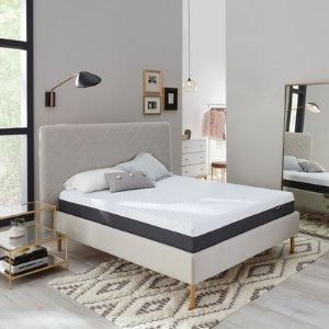 $289.99起 包邮Simmons 席梦思睡美人BRX-800 10寸弹簧记忆棉床垫