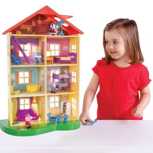 As low as $5.99Peppa Pig Little Rooms @ Amazon