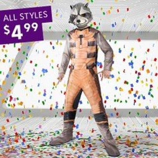 全部$4.99 超便宜Zulily 儿童万圣节装饰套装特卖