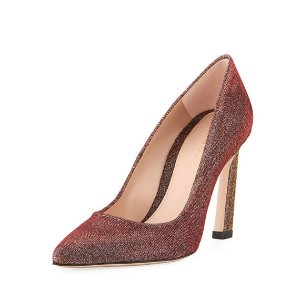 f4324d15a74b Stuart WeitzmanChicster Sparkle Point-Toe PumpChicster Sparkle Point-Toe  Pump