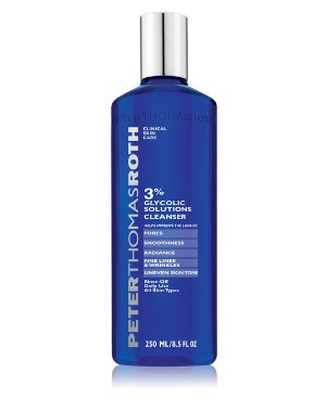 3% GLYCOLIC SOLUTIONS CLEANSER | Peter Thomas Roth