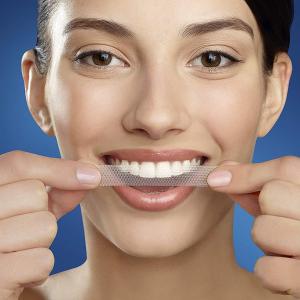 $66.99(原价$99.99) 28对装6.8折Crest 佳洁士 3D美白牙贴 去除十年顽固污渍 还你洁白牙齿