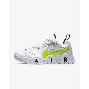 NikeAir Barrage Low 气垫鞋