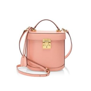 Mark CrossBenchley Leather Crossbody Bag