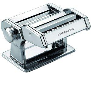 $23(原价$40.09)Ovente 高抛光不锈钢面条机/意面机