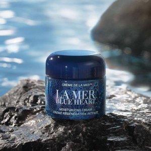 La Mer限定上新!售完不补!神奇面霜蔚蓝心动限定版