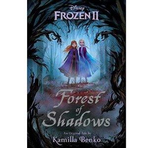 史低价:冰雪奇缘2 《 Forest of Shadows》 硬面书