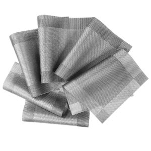 NEQUARE Placemats for Dining Table, Set of 6
