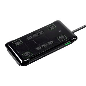 $12.59 包邮Monoprice 10x交流 3420焦耳 电涌保护插座