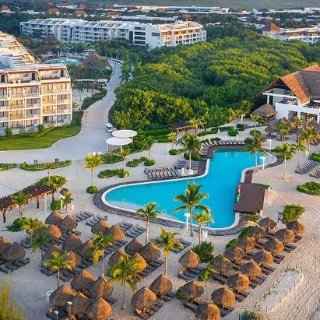 As low as $88 per NightSherman Travel Luxury All-inclusive Resort in Cancun Mexico 99 Hour Sale