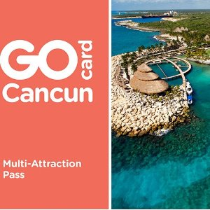 From $84Cancun All-Inclusive Pass