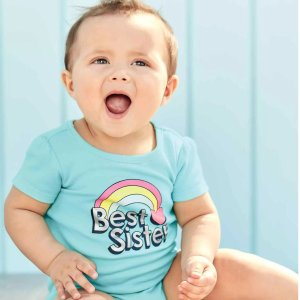 As low as $2.39 + Get $10 for Every $25 SpendNew Markdowns: Carter's Kids Apparel Clearance