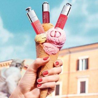 变相8折 £22收限量色号唇釉Dior 全线彩妆香水热促 收变色唇膏、染唇液、经典999口红