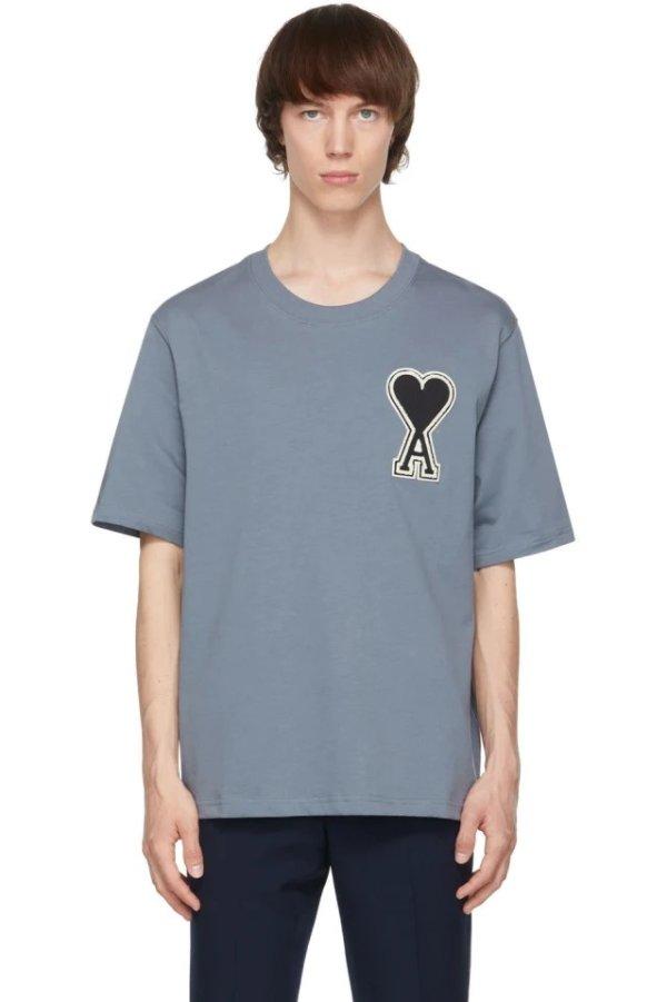 SENSE独家发售 刺绣爱心T恤