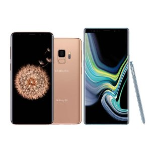 Save $300Samsung Galaxy Note9, S9 or S9+ @ Best Buy