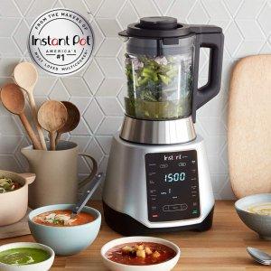 $144.17包邮 10档转速Instant Ace Plus 豆浆机、食物料理机破壁机 冷热皆可
