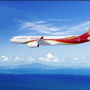 往返$423起海南航空回国机票特惠