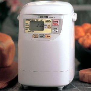 7.5折 迷你款现价$172.46Zojirushi 象印家用全自动面包机热卖