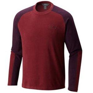 Mountain HardwearMountain Hardwear Microchill Lite Long-Sleeve Crew Shirt - Men's | Campmor