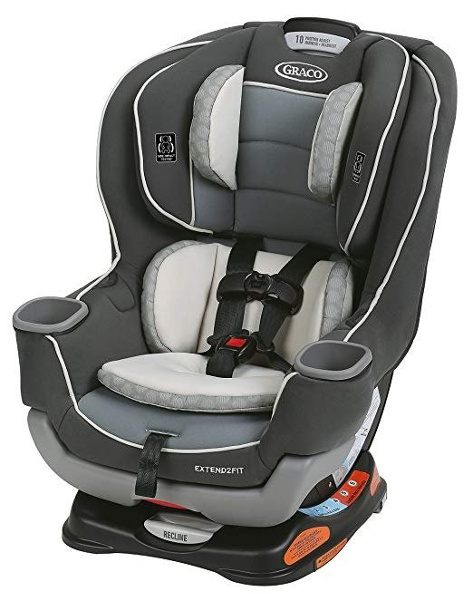 Extend2Fit 双向汽车安全座椅